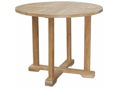 Anderson Teak Montage 35 Bistro Round Table PatioLiving
