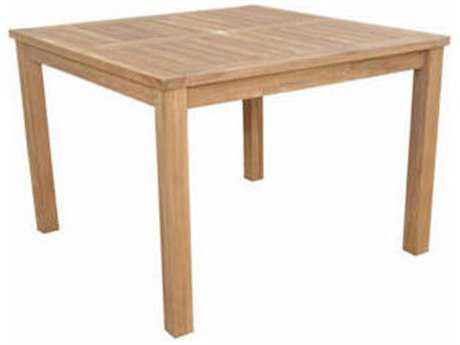 Anderson Teak Montage 42 Square Table AKTB4242SQ