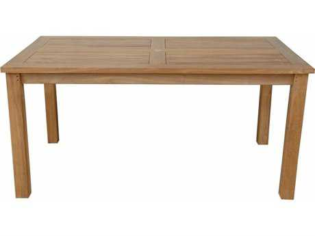 Anderson Teak Montage 47 x 23 Rectangular Coffee Table