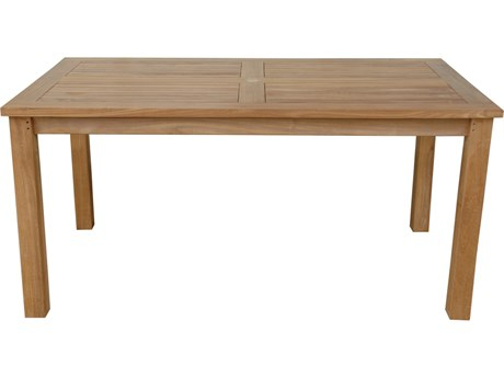 Anderson Teak Montage Rectangular Table PatioLiving