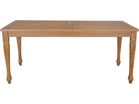 Anderson Teak Rockford Rectangular Dining Table