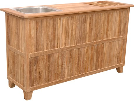 Anderson Teak Safari Bar Table AKTB6620BT