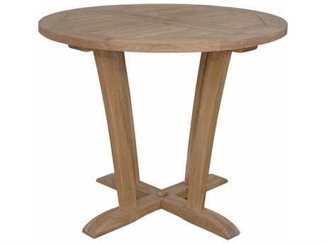 Anderson Teak Descanso 35 Round Bistro Table