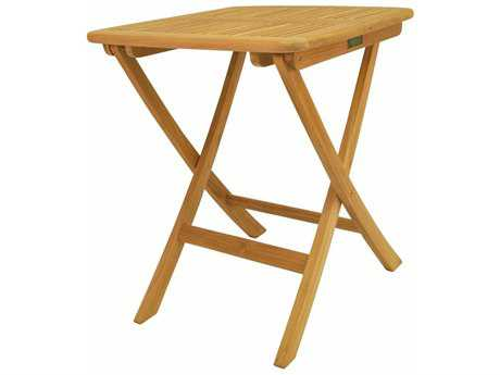 Anderson Teak Windsor 24 Square Folding Bistro Table