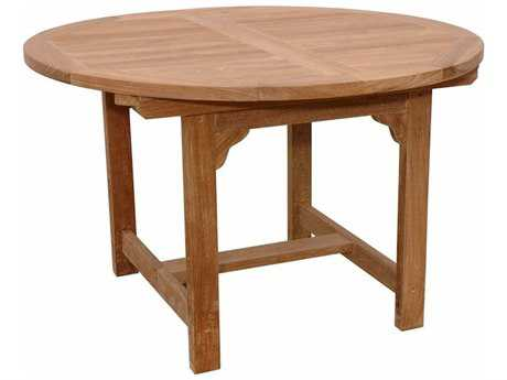 Anderson Teak Bahama 67 Oval Extension Table