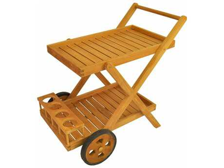 Anderson Teak Cobana Serving Trolley
