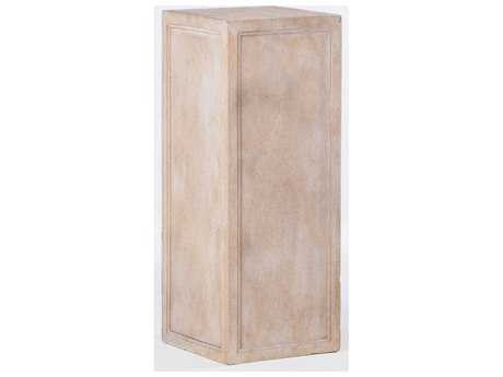 Alfresco Home Tall Contadina Pedestal in Tallow