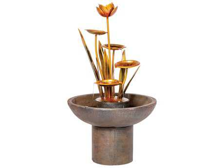 Alfresco Home Garden Laghetto Outdoor Fountain