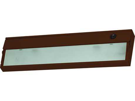 Alico Zeelite Bronze 9'' Long Cabinet Light