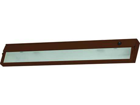 Alico Zeelite Bronze Three-Light 26'' Long Cabinet Light