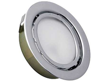 Alico Minipot Premium Stainless Steel & Frosted Glass 2.5'' Wide Minipot Recessed Light