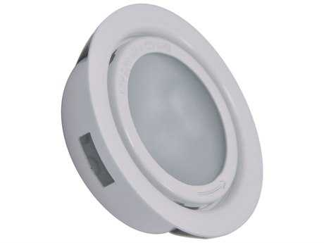 Alico Minipot Premium White & Frosted Glass 2.5'' Wide Minipot Recessed Light