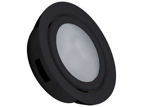 Alico Minipot Premium Black & Frosted Glass 2.5'' Wide Minipot Recessed Light