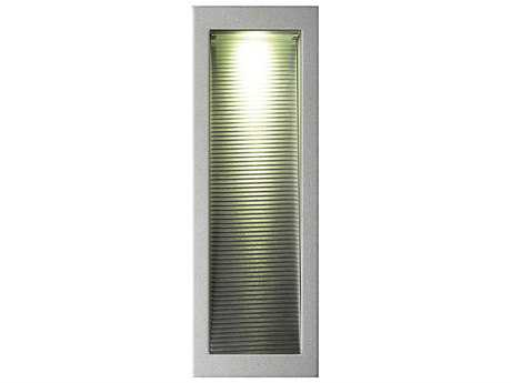 Alico Scoop Metallic Gray Recessed Wall Trim with Housing