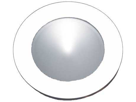 Alico Polaris White & Clear Shade 2.75'' Wide Cabinet Puck Light