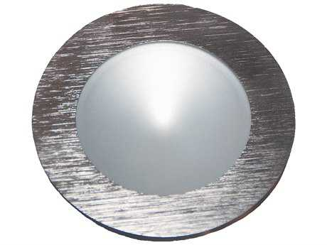 Alico Polaris Brushed Aluminum & Clear Shade 2.75'' Wide Cabinet Puck Light