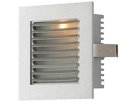 Alico Xenon Gray Louvre Recessed Wall Trim