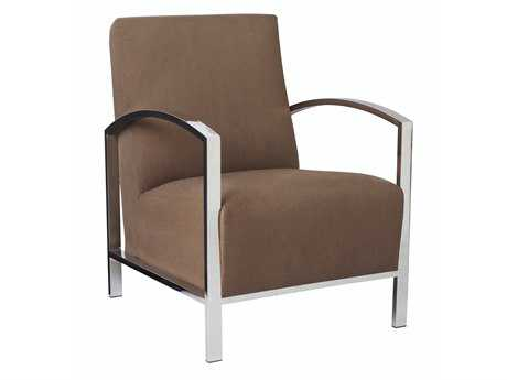 Allan Copley Designs Theresa Auburn Brown Accent Chair