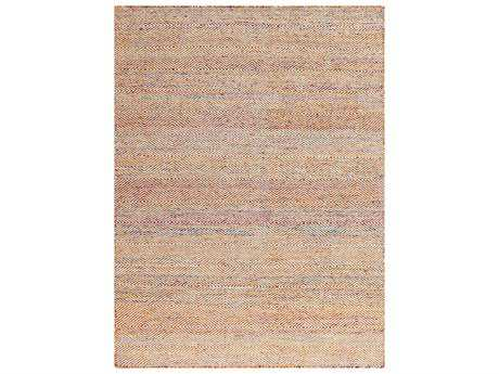 Amer Rugs Amber Orange Rectangular Area Rug