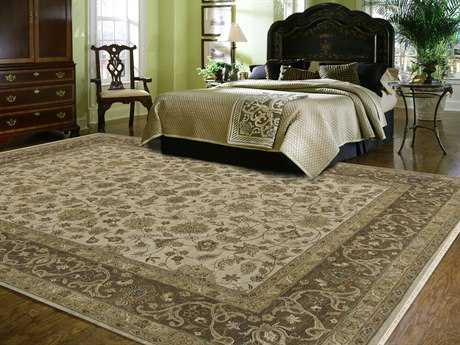 Amer Rugs Antiquity Beige Rectangular Area Rug