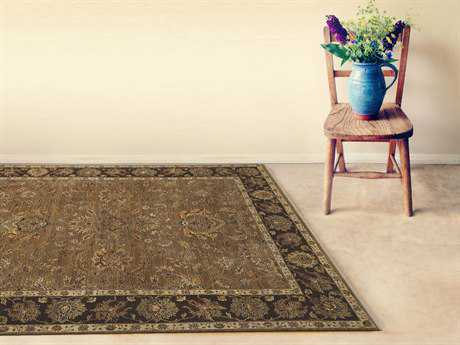 Amer Rugs Antiquity Oak Rectangular Area Rug
