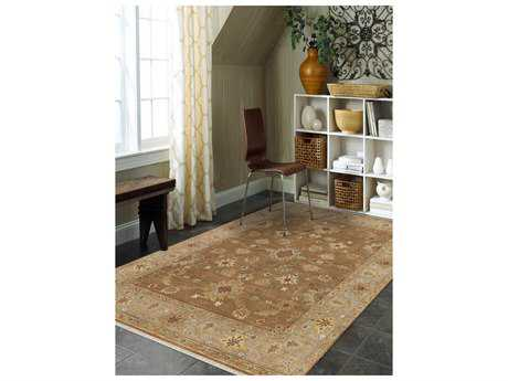 Amer Rugs Artisan Brown Rectangular Area Rug