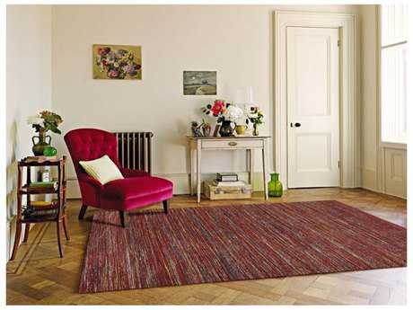 Amer Rugs Banaras Red Rectangular Area Rug