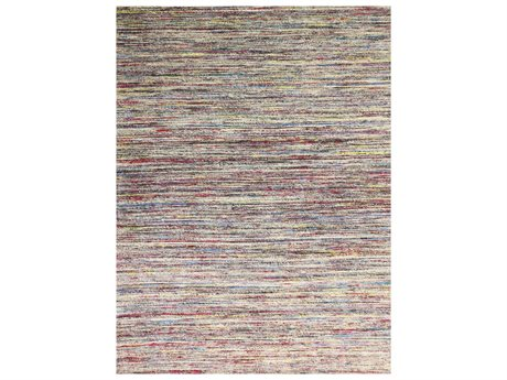 Amer Rugs Banaras Rectangular Purple Area Rug