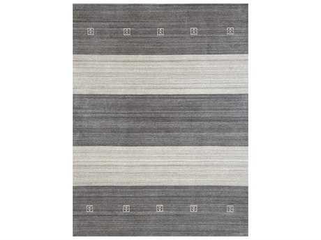 Amer Rugs Blend Charcoal Rectangular Area Rug