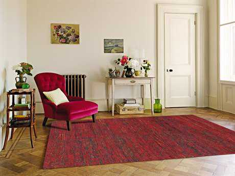 Amer Rugs Chic Red Rectangular Area Rug