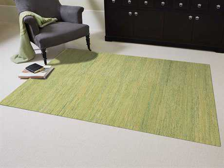 Amer Rugs Chic Sage Green Rectangular Area Rug