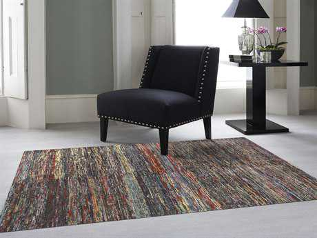 Amer Rugs Chic Rainbow Rectangular Area Rug
