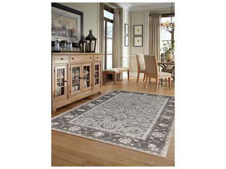 Amer Rugs Eternity Iron Rectangular Area Rug