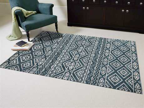 Amer Rugs Feza Steel Gray Rectangular Area Rug