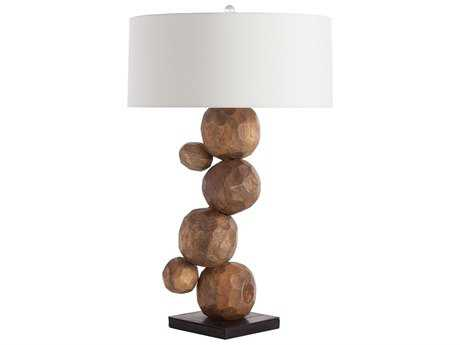 Arteriors Home Caullen Natural Buffet Lamp