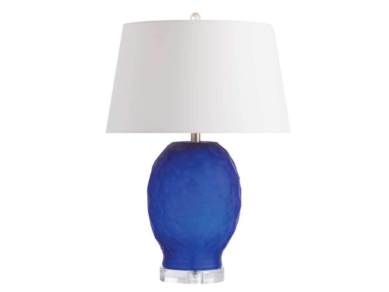 Arteriors Home Sybil Blue Glass Buffet Lamp Arh17752631