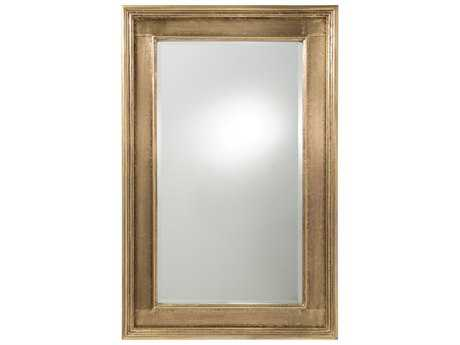 Arteriors Home Brenda Antique Brass 34''W x 53''H Rectangular Wall Mirror