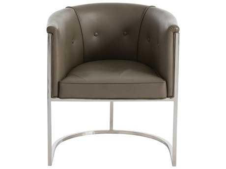 Arteriors Home Calvin Dove Gray Club Chair