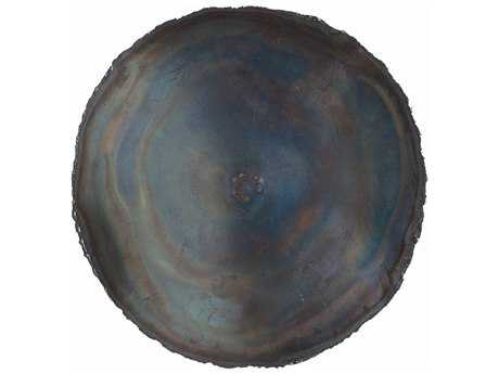 Arteriors Home Kensey Burnt Iron 12.5'' Wide Plaque