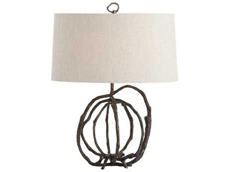 Arteriors Home Patrice Natural Iron Table Lamp