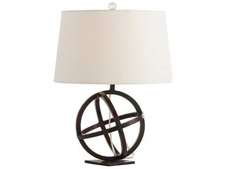 Arteriors Home Serena Burnt Wax Iron Table Lamp