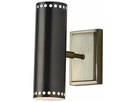 Arteriors Home Pruitt DARK Bronze with Antique Brass Wall Sconce