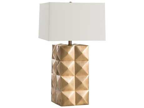 Arteriors Home Yamato Antique Brass Table Lamp
