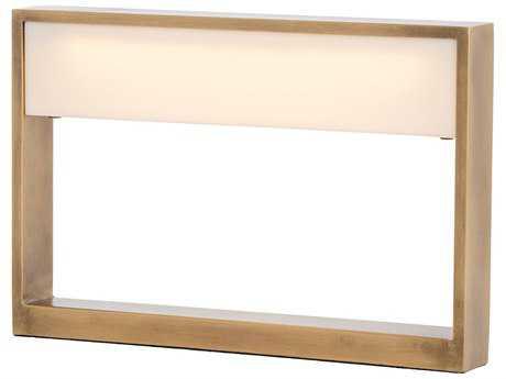 Arteriors Home Aura Antique Brass Table Lamp