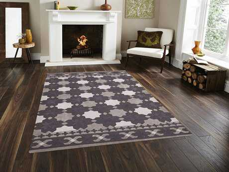 Amer Rugs Helena Dark Gray Rectangular Area Rug