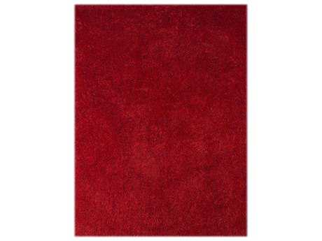 Amer Rugs Illustrations Rectangular Red Area Rug