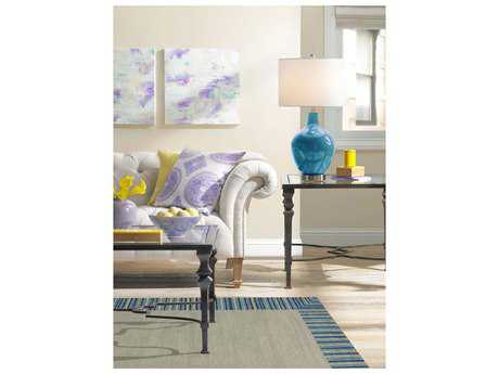 Amer Rugs Piazza Blue Rectangular Area Rug