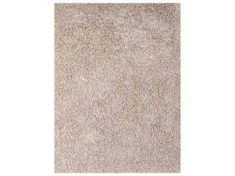 Amer Rugs Peacock Rectangular Champagne Area Rug