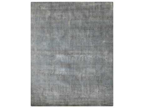 Amer Rugs Pure Gray Rectangular Area Rug