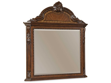 A.R.T. Furniture Old World 48 x 53 Landscape Mirror AT1431212606